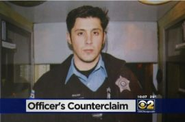 'Pay me' Robert Rialmo Chicago cop sues dead black teen victim for shooting mental trauma