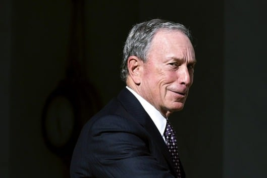 Michael Bloomberg presidential run