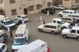 Why did Saudi Arabia teacher shoots six colleagues dead?
