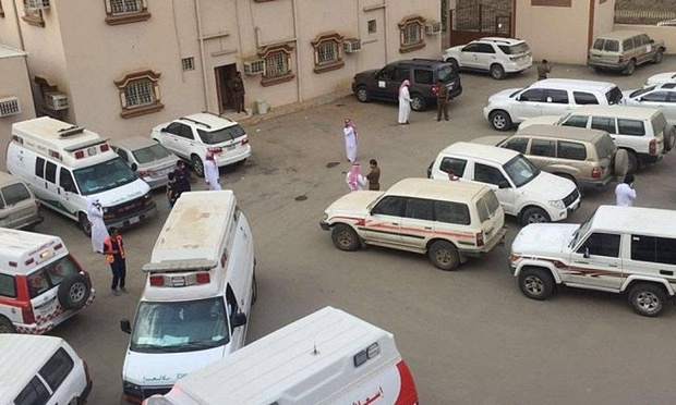 Saudi Arabia teacher shoots six colleagues dead