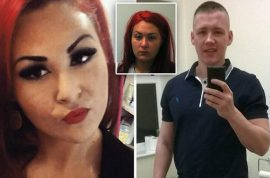 'It was an accident' Terri-Marie Palmer stabs boyfriend to death over Facebook