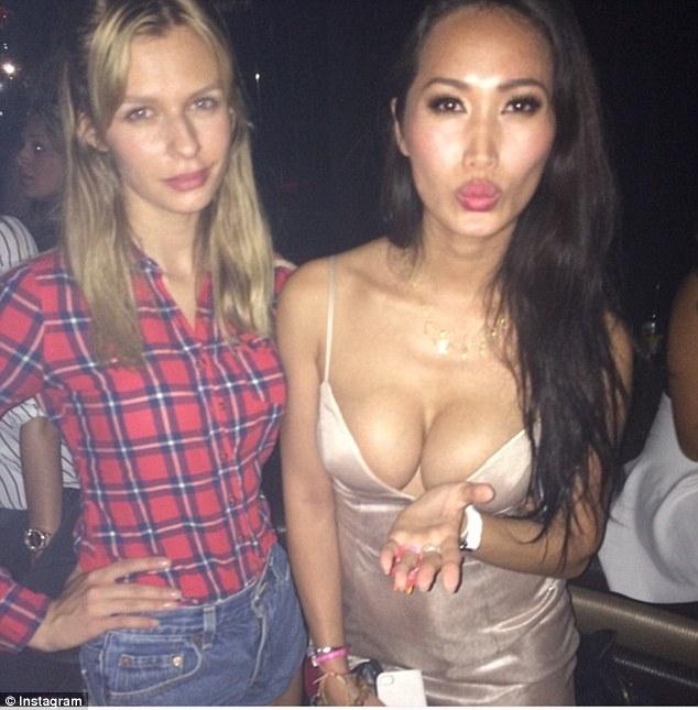 Angie Vu Jailed Playboy Playmate