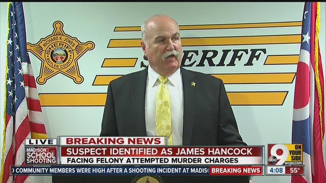 James Austin Hancock