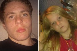 Why did Fredrick Lochridge, 16 murder his 10 year old sister?