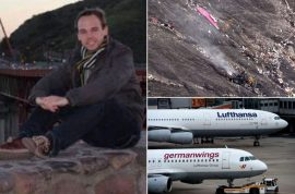 'I'm going blind' Andreas Lubitz Germanwings pilot final email