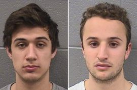 Why? Anthony Morales and Matthew Kafker charged over pro Trump hate graffiti