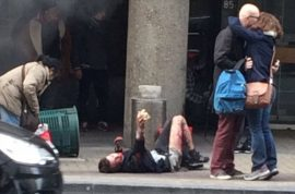 NSFW Photos: Brussels attacks. Who and why?