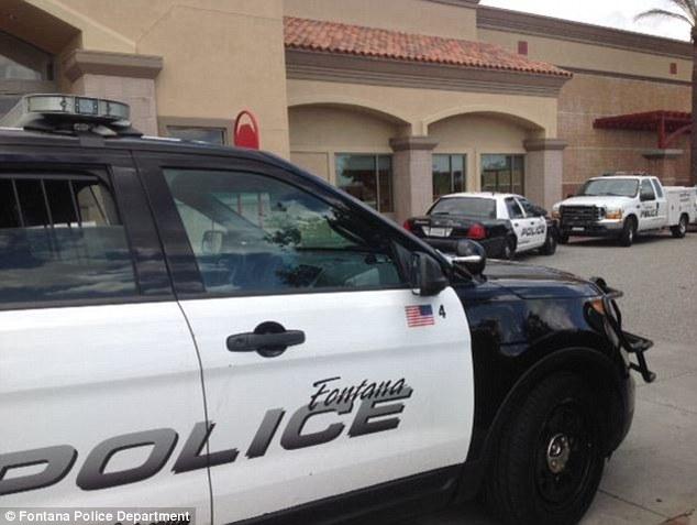 California Target suicide