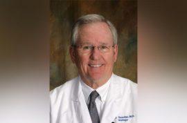Why? Dr Elbert Goodier killed in patient murder suicide