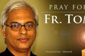 Was Father Tom Uzhunnalil crucified by ISIS on Good Friday?