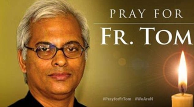 Father Tom Uzhunnalil