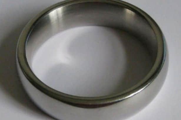 German fetishist freed from 13 metal rings clamped around penis