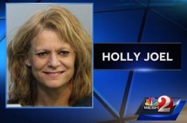 'Water bottle filled with grog' Holly Joel substitute teacher gets drunk in classroom