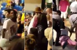 'He deserved it' John McGraw Trump supporter sucker punches protester