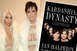 Kim Kardashian sex tape: Kardashian Dynasty book explains how pimp momma made her monster famous.