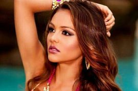 Kristhielee Caride dethroned: Puerto Rico Miss Universe 2016 stripped title for being a bitch