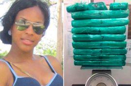 Marsha Gay Reynolds photos: Drug mule Flight attendant busted