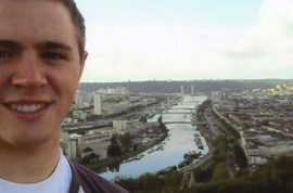 Did his faith save him? Mason Wells survives Brussels attack after surviving Boston, Paris attacks