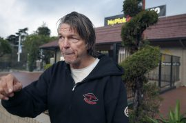 'It looked wrong' Matthew Hay Chapman homeless San Francisco man gets $100K reward