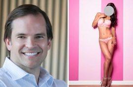 Did Michael Goguen keep Amber Baptiste as 13 year virtual sex slave?