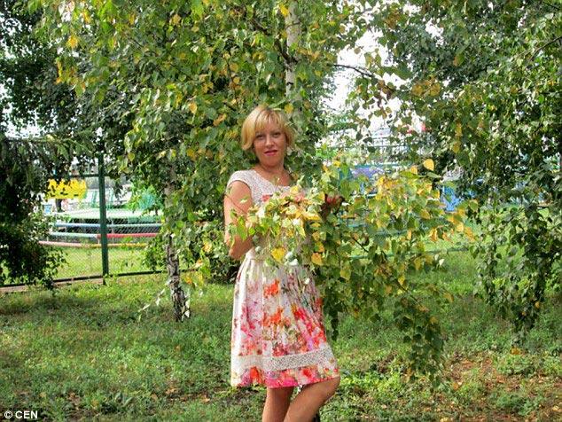 Natalya Vladimirova