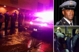 Why was Officer Jacai Colson murdered by Malik and Michael Ford?