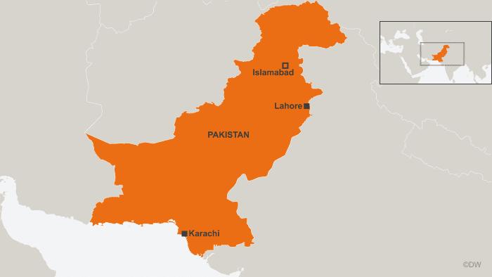 Pakistan Lahore Park bomb blast