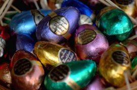Idiot parents ruin PEZ Connecticut Easter egg hunt.