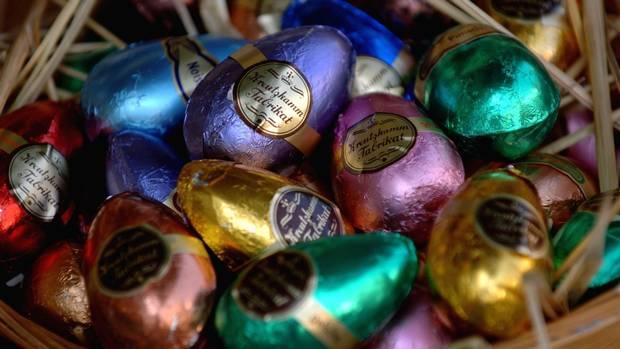 Parents ruin Connecticut Easter egg hunt