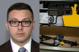 'You're fxcked' Philip Brailsford cop charged with murdering unarmed dad