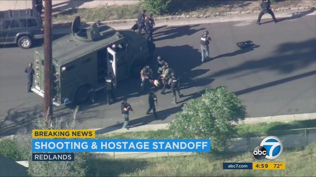 Redlands Hostage