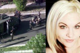 WATCH: Kristin Bauer's ex boyfriend killed by SWAT after taking her hostage