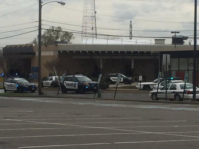 Richmond Greyhound station shooting