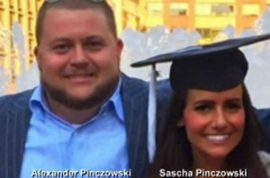 Photos: Sascha and Alexander Pinczowski confirmed dead