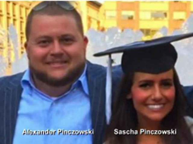 Sascha and Alexander Pinczowski dead