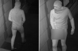 Photos: Seattle Serial masked masturbator causing havoc.