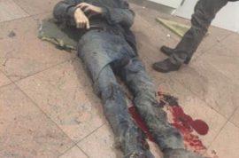 'Thrown 66ft' Sebastien Bellin Brussels bomb victim