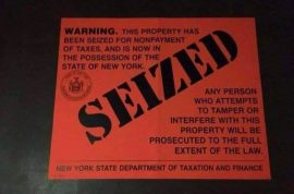 'Non payment of taxes' Verboten Brooklyn nightclub shut down and seized
