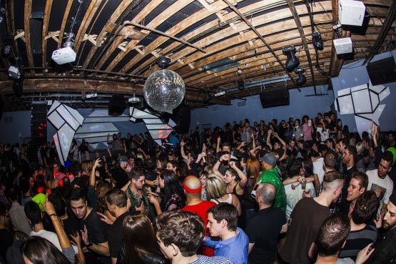 Verboten Brooklyn nightclub shut down