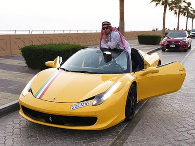Victoria McGrat Dubai crash