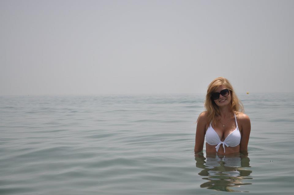 Victoria McGrath Dubai crash