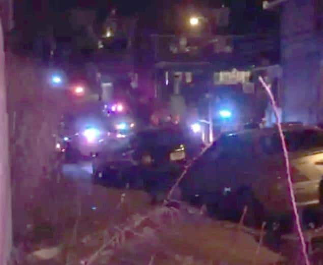 Wilkinsburg shooting