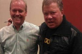 Is William Shatner Peter Sloan's father? Sues for $170 million.