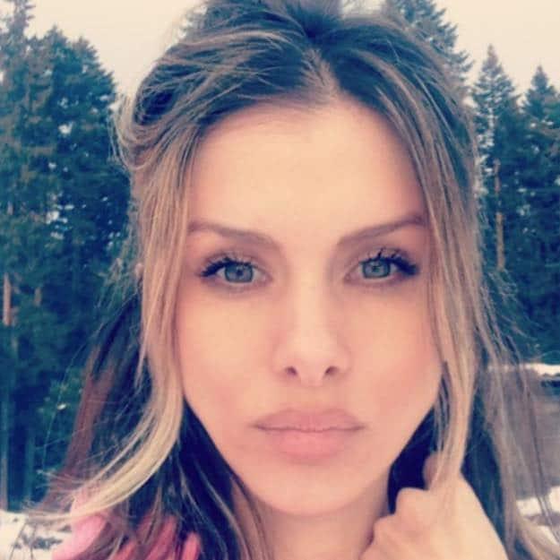 Slobodanka Tosic Ex Bosnian Playboy