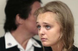 Murderer? Michelle Carter manslaughter trial, texts boyfriend to commit suicide