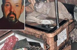 How did Manfred Fritz Bajorat mummified sailor die?