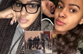 Who's to blame? Amy Inita Joyner school girl beaten to death by gang of girls over boy