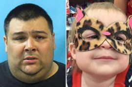 Anthony Michael Sanders Texas dad murders nuisance 2yr old daughter interrupting video game
