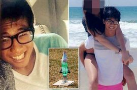 Who's to blame? Bernard Moon star engineer student killed after homemade rocket project explodes
