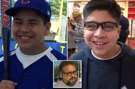 How did Dominick Gallegos die? Was he bullied and stomped on?